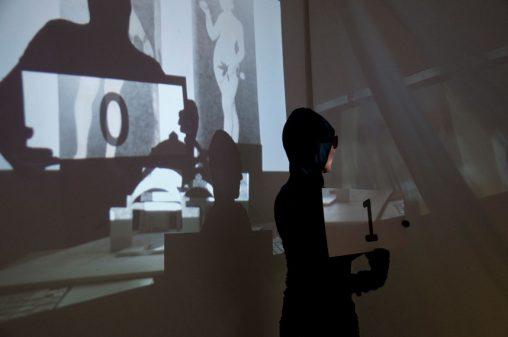 Drohnenkreise über der Museumslandschaft_Mugshot